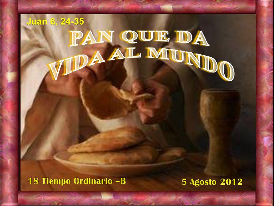Juan 6, 24-35