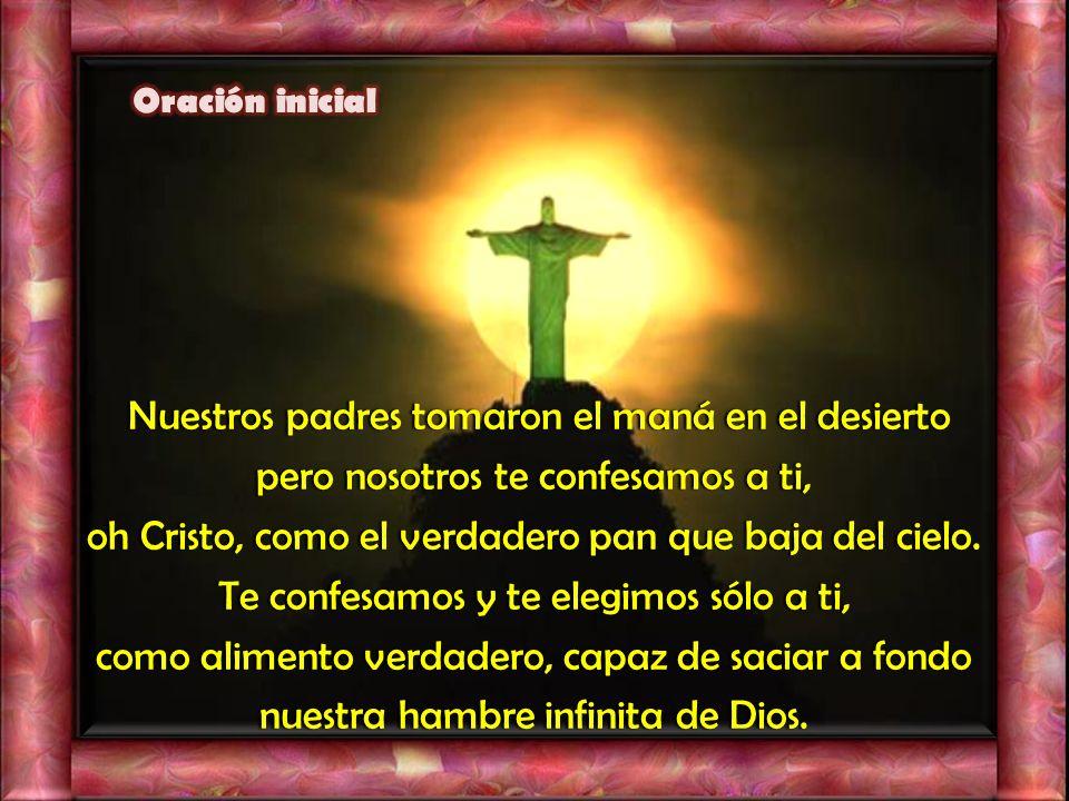 Salmo 77 El Señor les dio un trigo celeste.