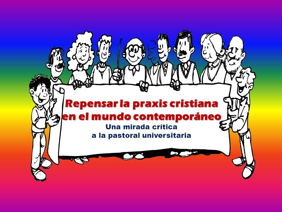 1.Experiencia humana, fe cristiana y universidad.