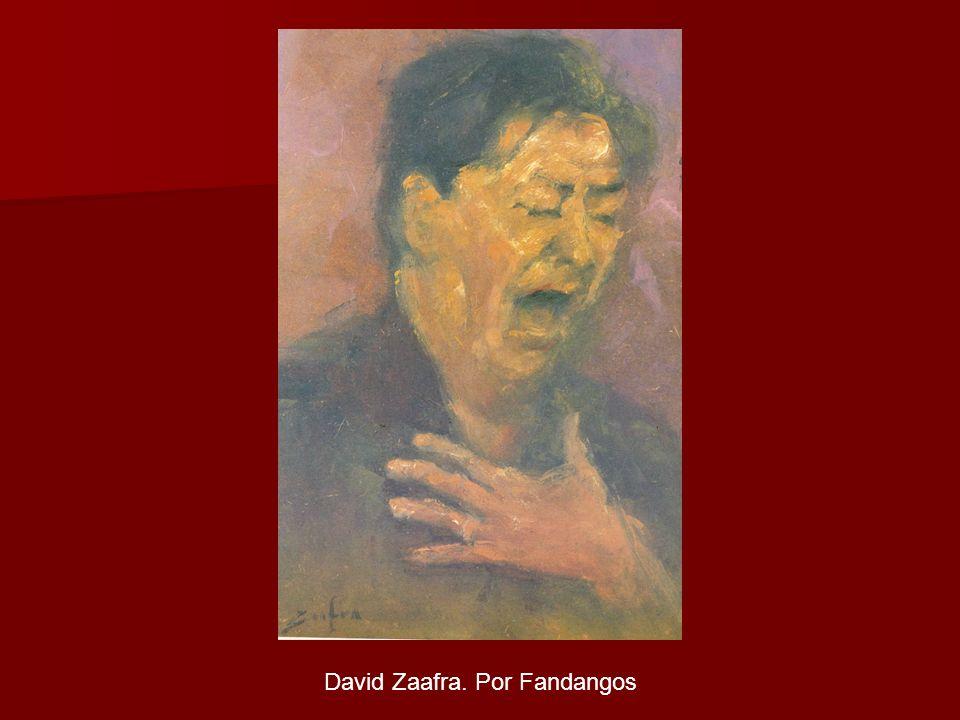 David Zaafra. Por Fandangos
