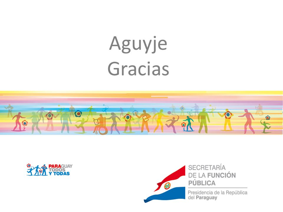 Aguyje Gracias