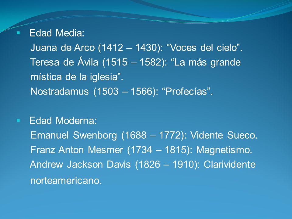 Edad Media: Juana de Arco (1412 – 1430): Voces del cielo.