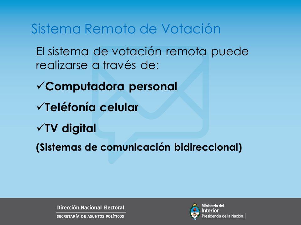 . Sistemas Presenciales de Votación La emisión presencial del voto indica que el votante debe trasladarse a los lugares tradicionales de votación donde, a tales fines, puede votar a través de máquinas electrónicas.