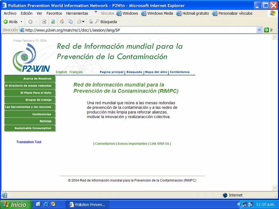 Sistemas de administración ambiental Punto de vista común sobre los SAA Pequeñas empresas Grupo trilateral y consulta pública 10 elementos Experiencia práctica en su instrumentación