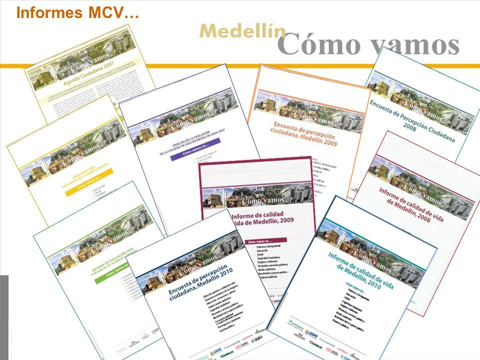 Informes MCV…