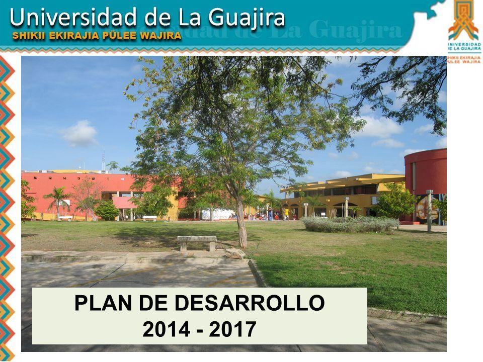 PLAN DE DESARROLLO 2014 - 2017