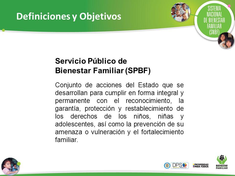 Conjunto de acciones del Estado que se desarrollan para cumplir en forma integral y permanente con el reconocimiento, la garantía, protección y restab