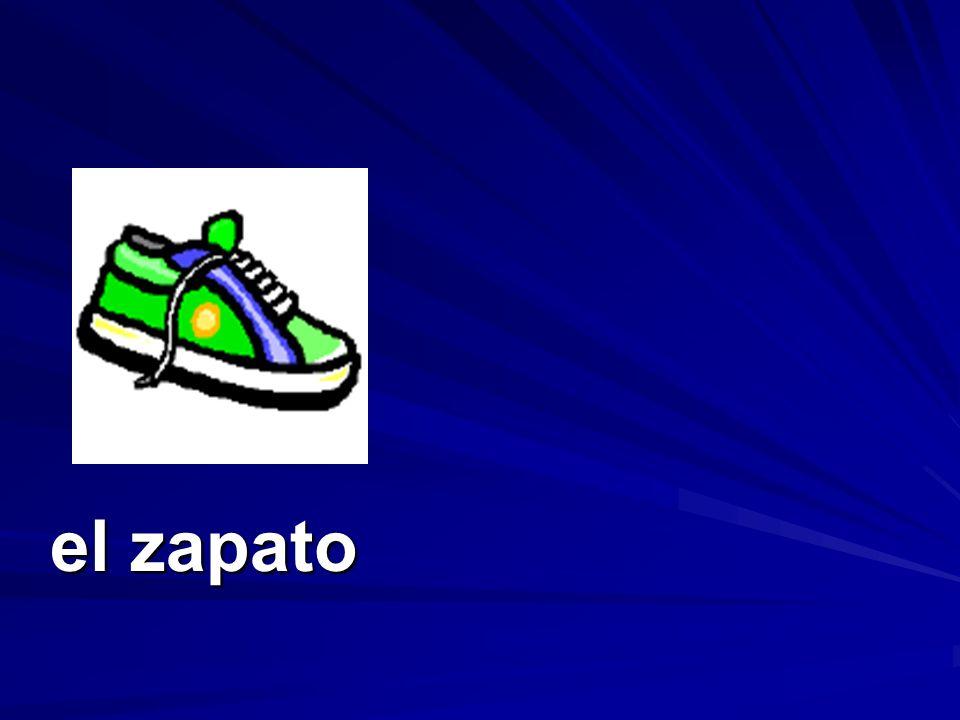 el zapato