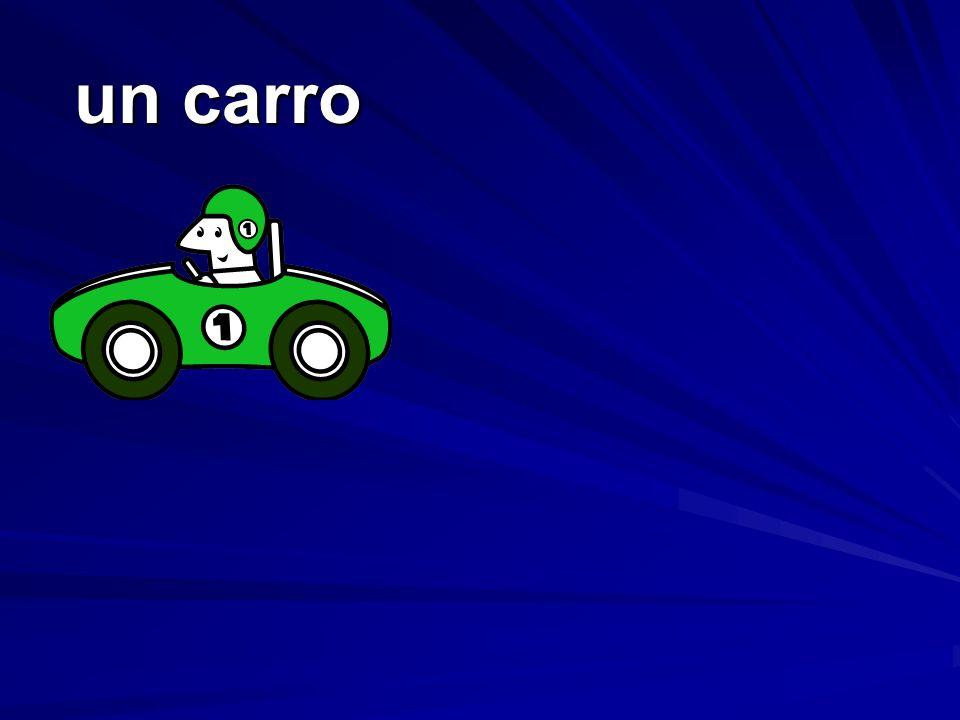 un carro