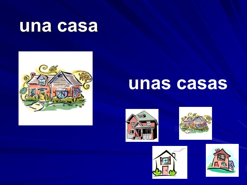 unas casas