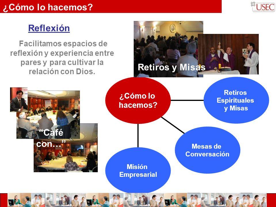 Conferencias ¿Cómo lo hacemos.Opinión Para instalar la mirada USEC e influir en el debate público.