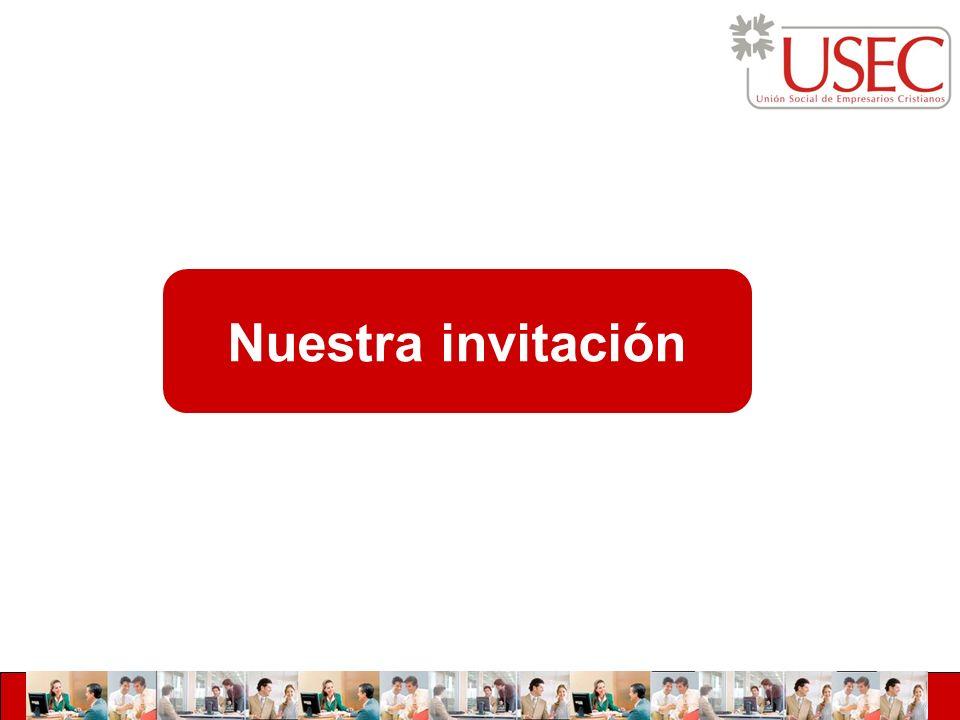 Nuestra invitación