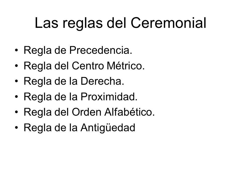 Mesas en Herradura (Presidencia única) P