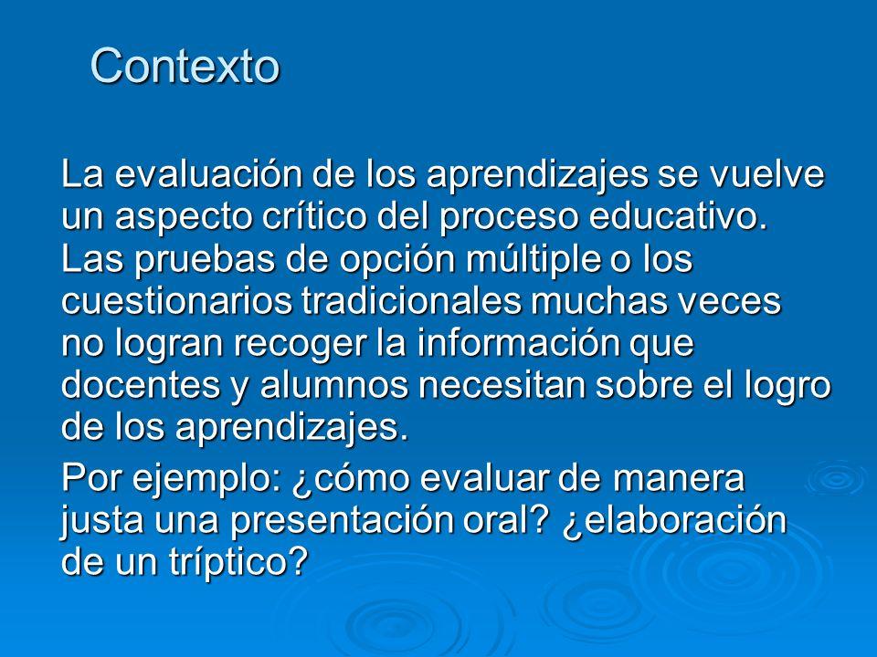 Inquietud ¿Cómo hacer que la evaluación sirva no solo para lograr una calificación, sino que oriente a los alumnos acerca de los aspectos en los que deben mejorar?