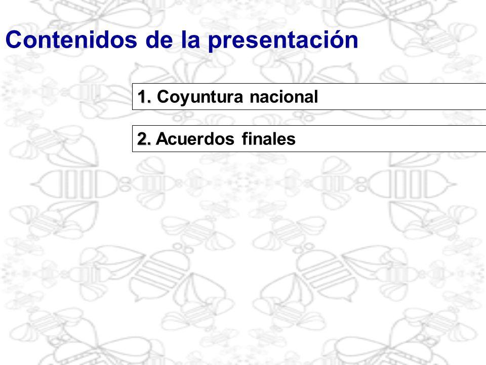 PROPUESTA 3 ACCIONES URGENTES PERIODO NOVIEMBRE 2006 A MARZO 2007 ACCIONPRODUCTORESPONSABLE INSTRUMENTO O PROYECTO 3.