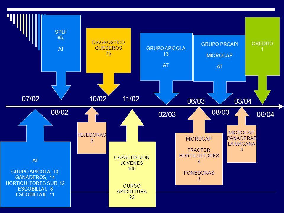 PROCESO DE LA MDRF INSTALACION DE LA MDR identificación de instituciones detección preliminar de la demanda PROCESO DE CAPTACION DE DEMANDA Y APROBACI