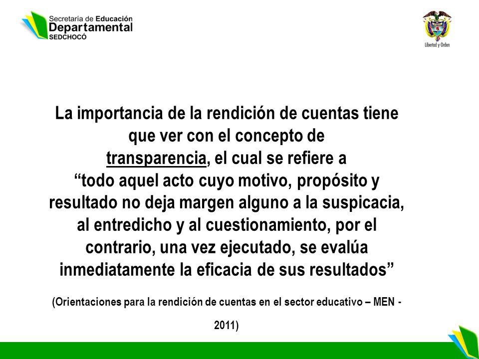 MARCO NORMATIVO Constitución Política (art 2,103,270) Ley 715 de 2001 (art 90) Ley 498 de 1998 Ley 152 de 1994 Ley 136 de 1994 Ley 1474 de 2011 Decreto 4791 de 2008