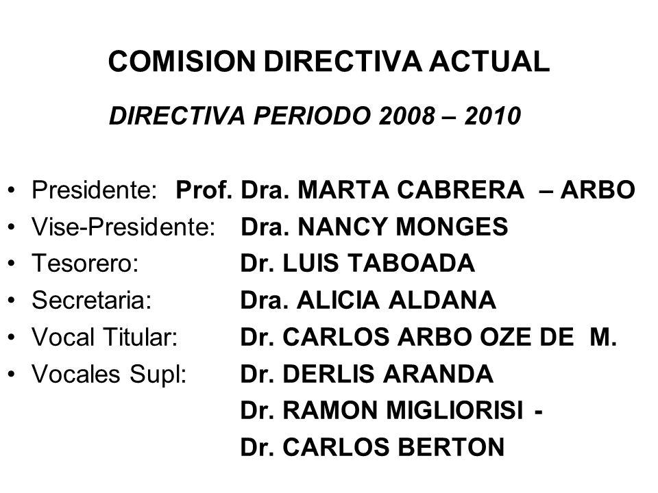 Lipalep mantiene RELACIONES con: Facultad de Ciencias Medicas de la Universidad Nacional de Asunción.