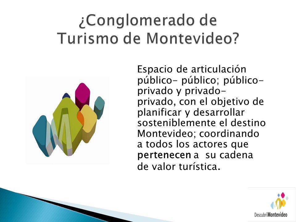 Conformación de un Comité de Trabajo Intersectorial: Formación, Alojamiento, Oferta Cultural y Entretenimiento, Operadores Receptivos, MINTURD e IM.