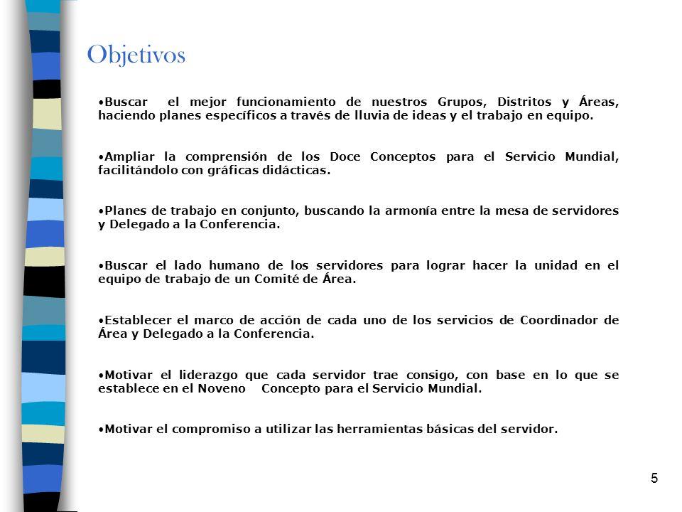 96 Garantía Cinco Que ninguna acción de la Conferencia puede ser punitiva personalmente o incitante a la controversia publica.
