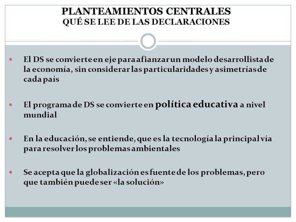 Mesa II Gahana, basurero «tecnológico» «Facilitar a los países en desarrollo el acceso a la tecnología y al conocimiento» (Recomendación 19) «Ampliar la capacidad para el desarrollo tecnológico de los países» (Recomendación 21) CONCLUSIONES TRANSFERENCIA TECNOLÓGICA