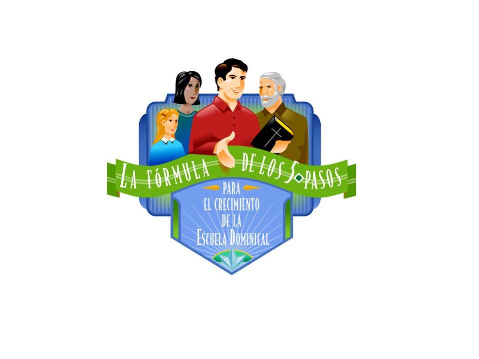 Lewis Miller Florida Baptist Convention Sunday School Department LifeWay Ministry Multiplier La fórmula de los cinco pasos para el crecimiento de la Escuela Dominical