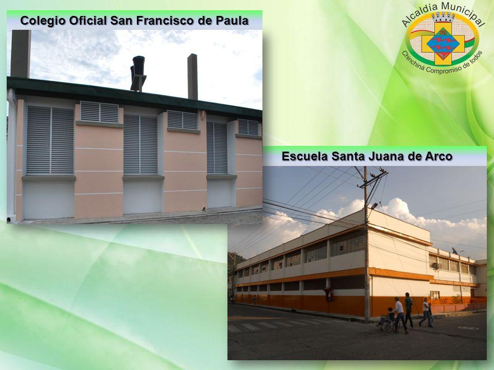 Escuela Santa Juana de Arco Colegio Oficial San Francisco de Paula
