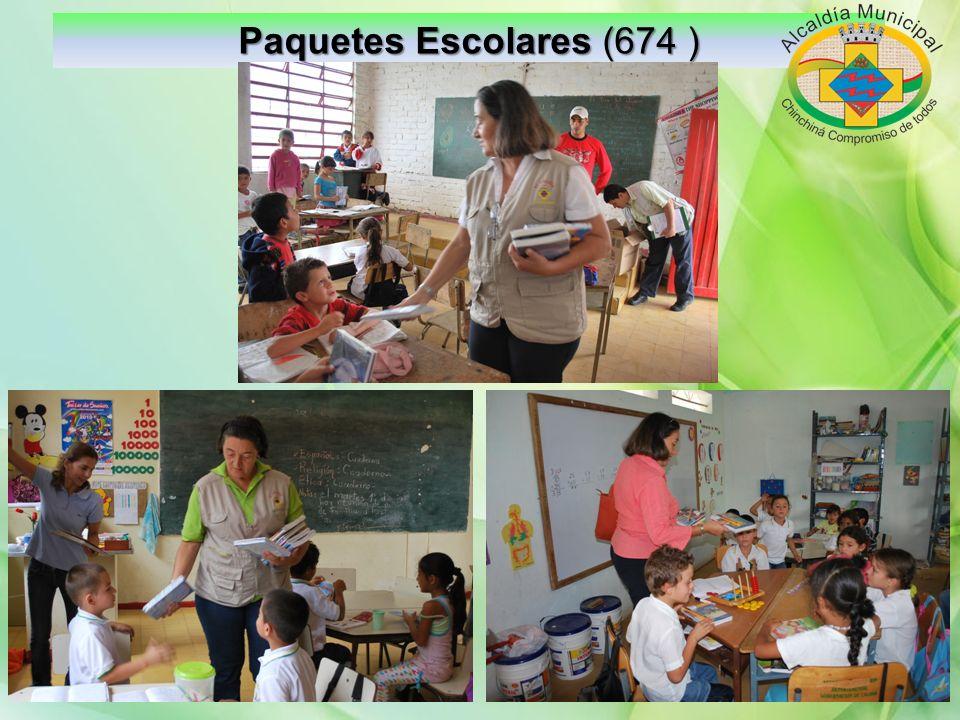 Paquetes Escolares (674 )