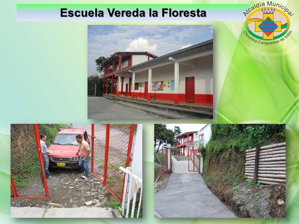 Escuela Vereda la Floresta