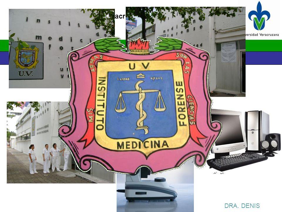 Universidad Veracruzana Necrocirugía clínica: Necrocirugía clínica: Procedimiento médico que emplea la disección con la finalidad de determinar la causa de la muerte con fines de investigación y enseñanza.