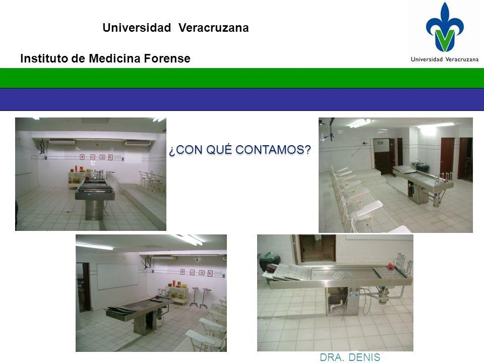 Universidad Veracruzana ¿QUÉ NECESITAMOS.