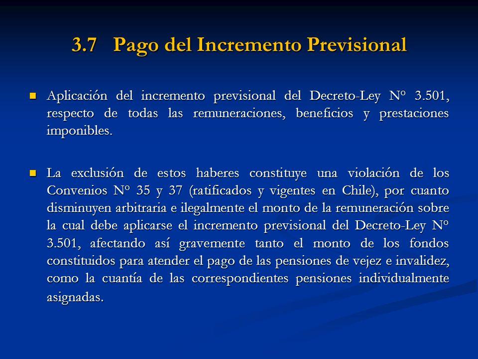 IV. CONDICIONES DE RETIRO