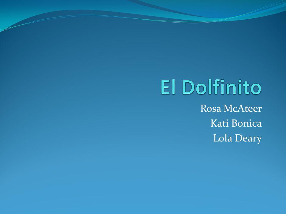 Una vez, hace miles de anos, era un dolfinito que se llamaba Gil, y él ha vivido en el Océano Atlántico por dos años.
