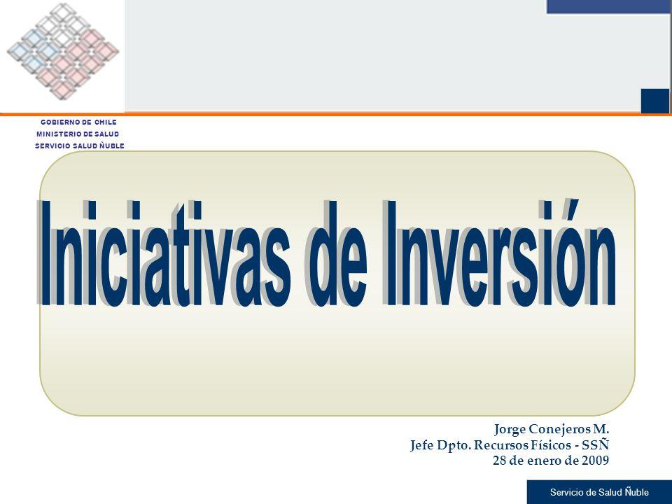 Servicio de Salud Ñuble 2.IMPLICANCIAS: Participación.