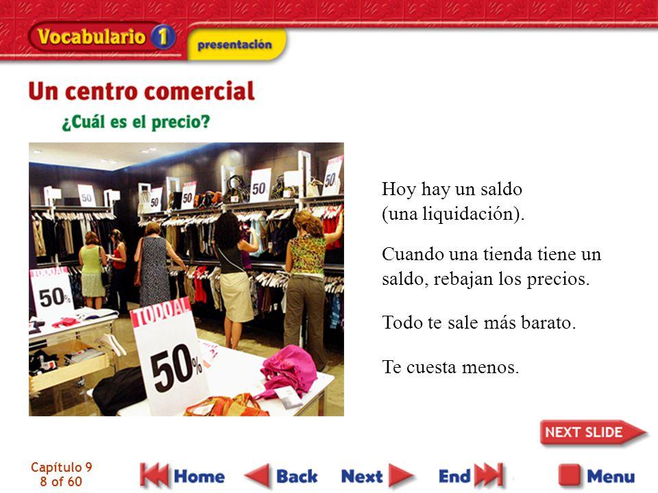 Capítulo 9 9 of 60 Estas blusas (aquí) cuestan 500 pesos.