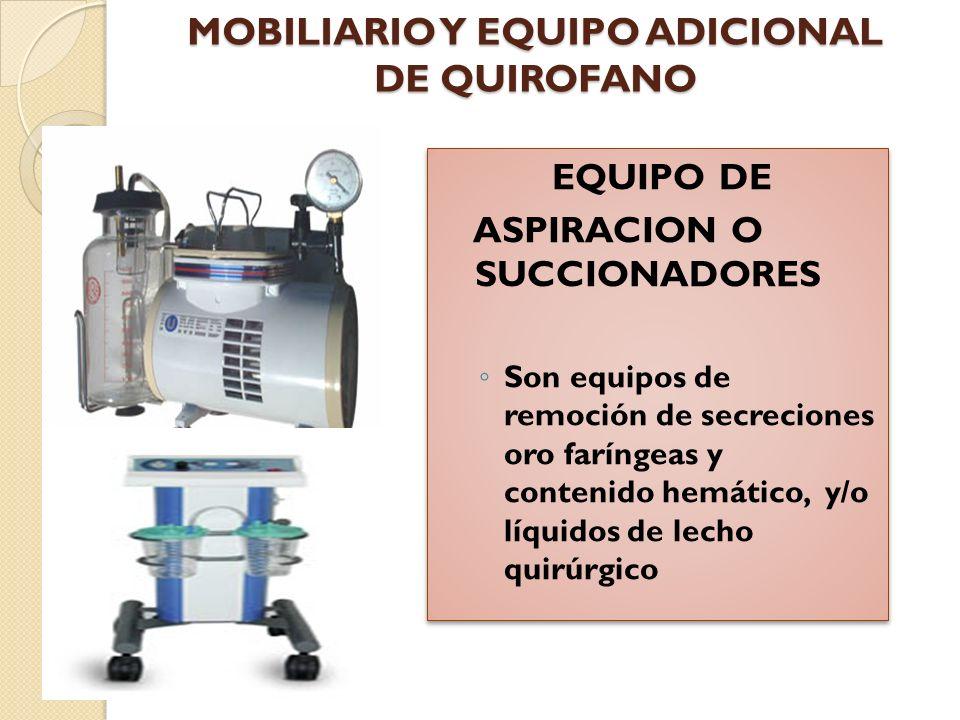 MOBILIARIO Y EQUIPO ADICIONAL DE QUIROFANO CESTO DE ROPA Material que sirve para acopio de ropa sucia en los quirófanos.
