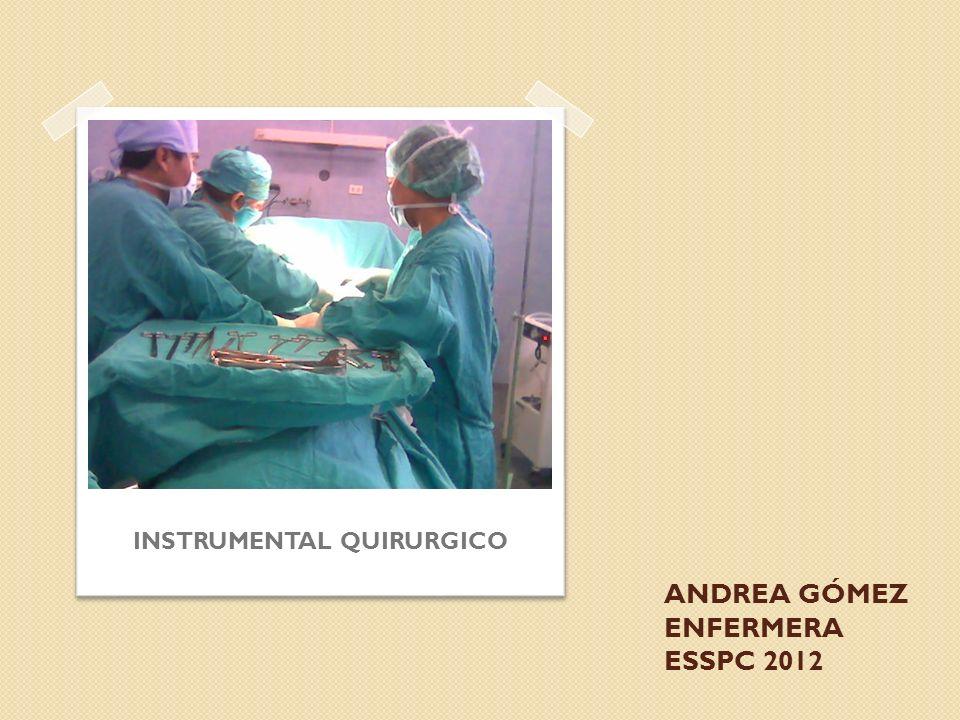 TIPOS DE MATERIAL QUIRURGICO Es siempre material estéril, son objetos que se utilizan para realizar una intervención quirúrgica.
