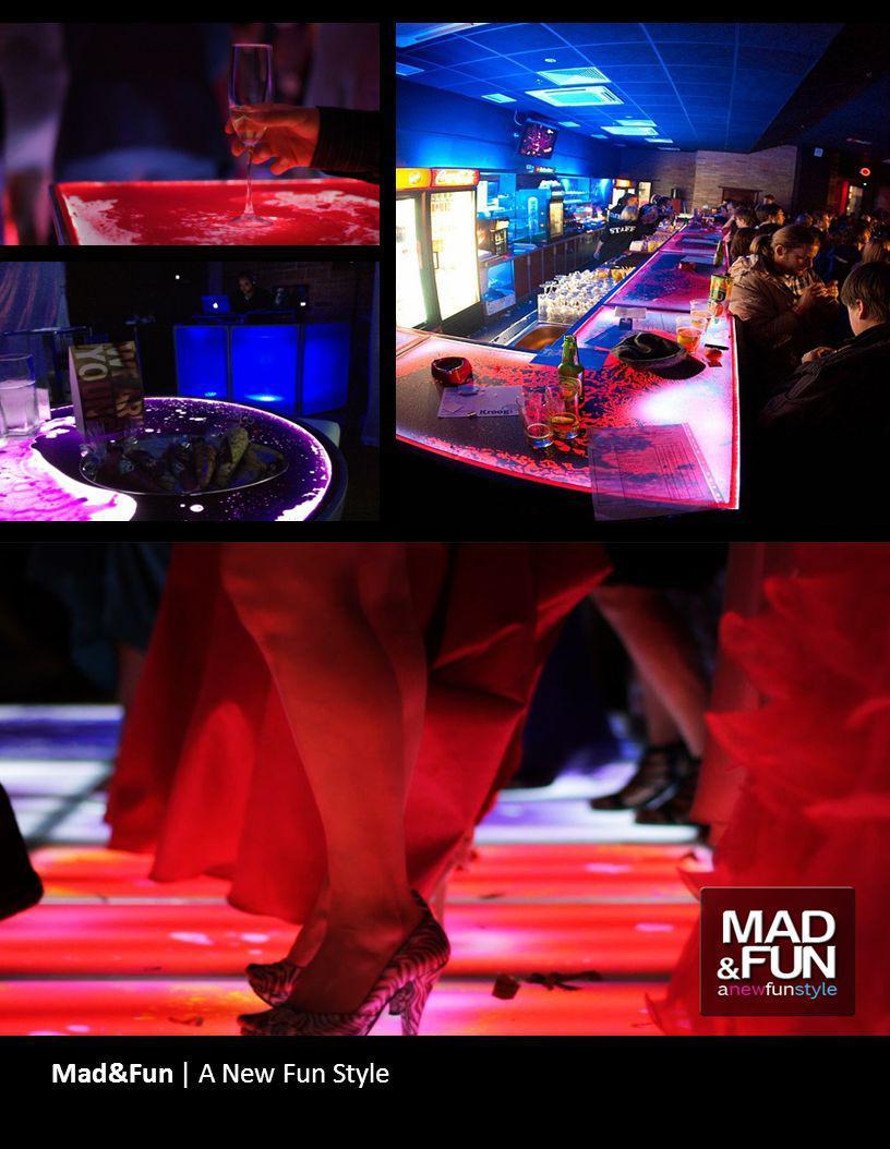 Mad&Fun | A New Fun Style