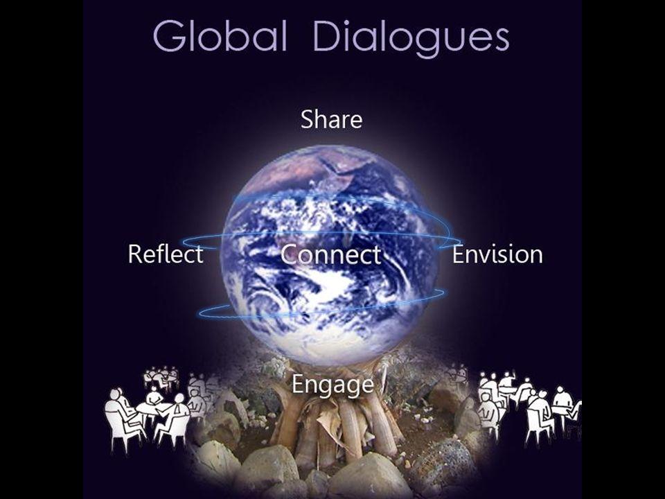 Una Iniciativa Global que reúne personas de todo tipo de origen, cultura, edades y posiciones.