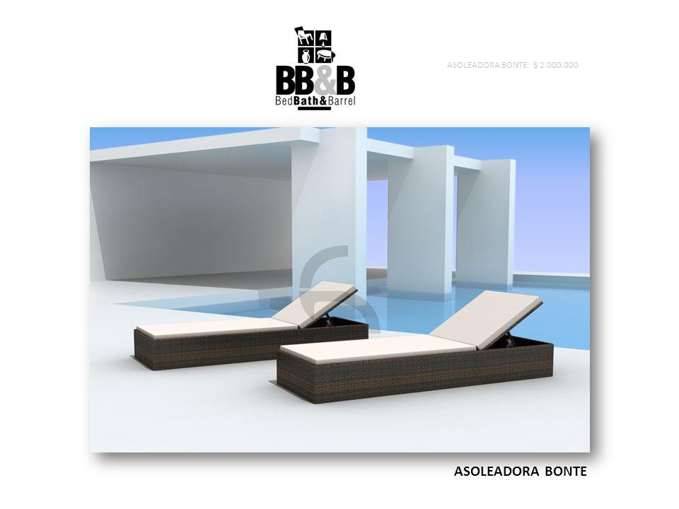 ASOLEADORA BONTE ASOLEADORA BONTE: $ 2.000.000