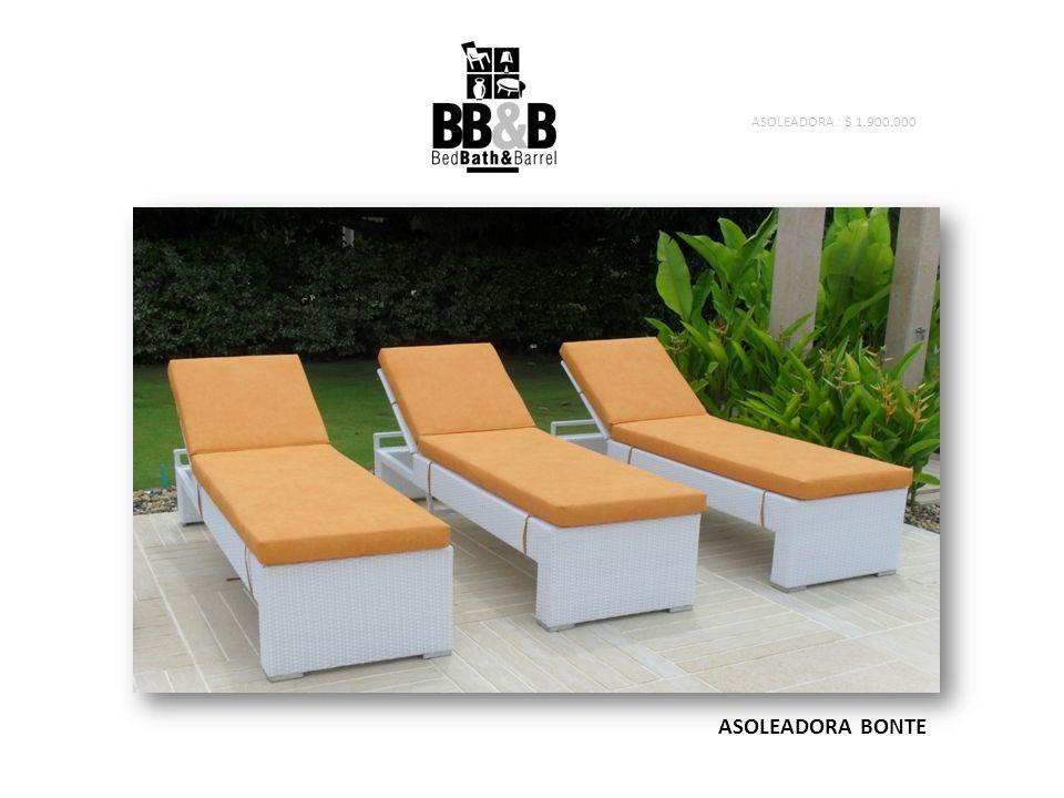 ASOLEADORA BONTE ASOLEADORA : $ 1.900.000