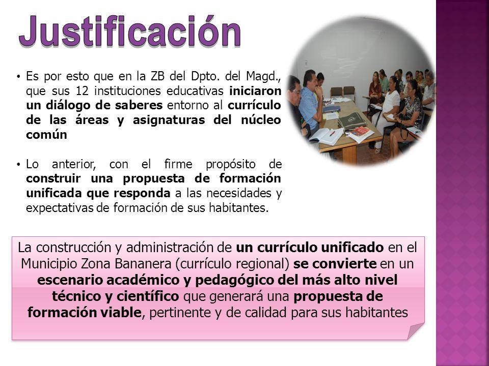 Quiénes hacen parte de esta mesa: Los docentes o coordinadores de cada área.