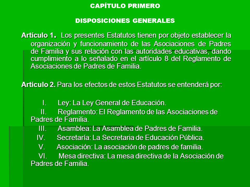 Artículo 48.Las atribuciones de los Vocales son las siguientes: Artículo 48.
