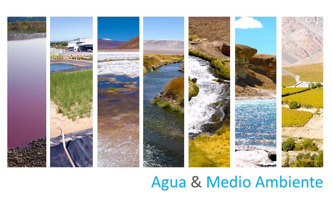 Agua & Medio Ambiente
