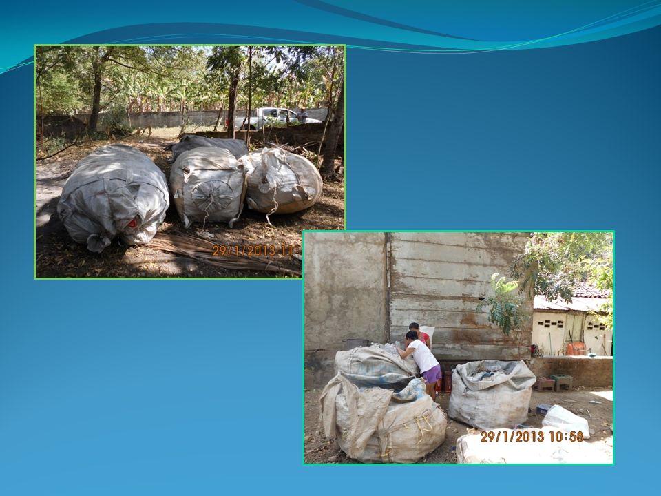 Mejorar los sitios de disposición final de los residuos sólidos de Moyogalpa y Altagracia.