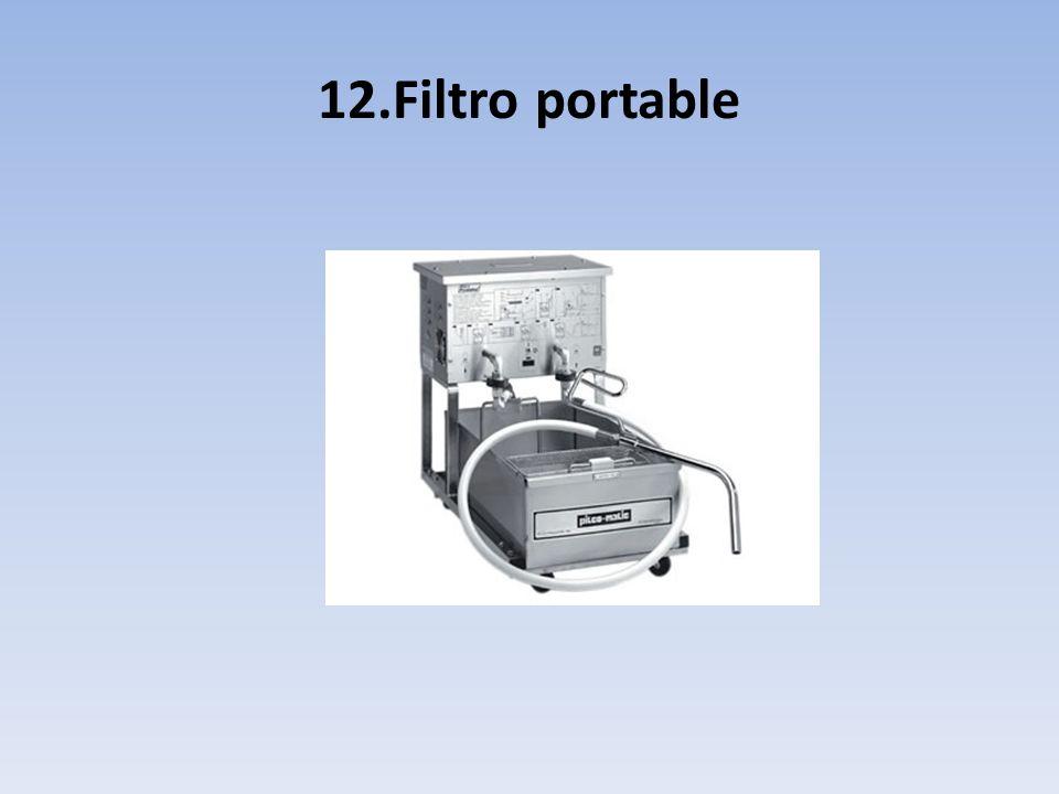 12.Filtro portable