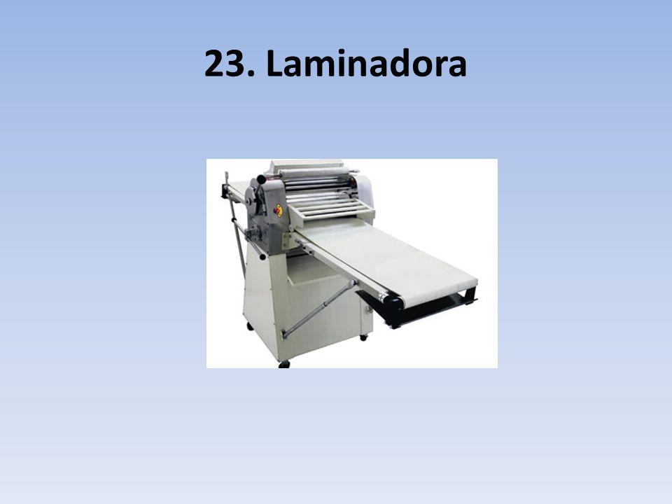 23. Laminadora