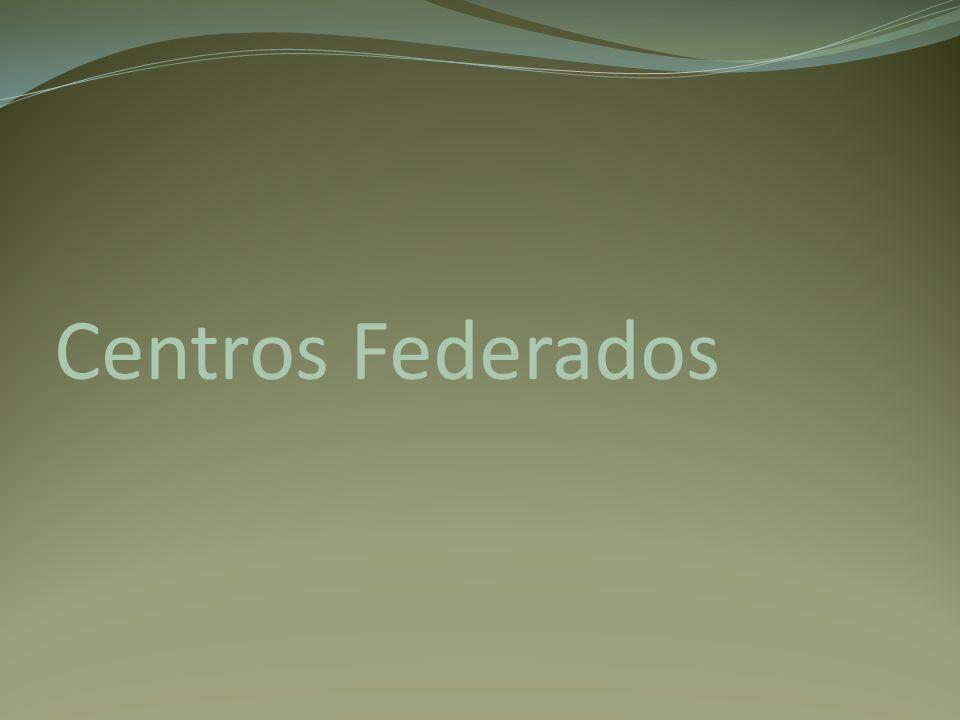 Centros Federados