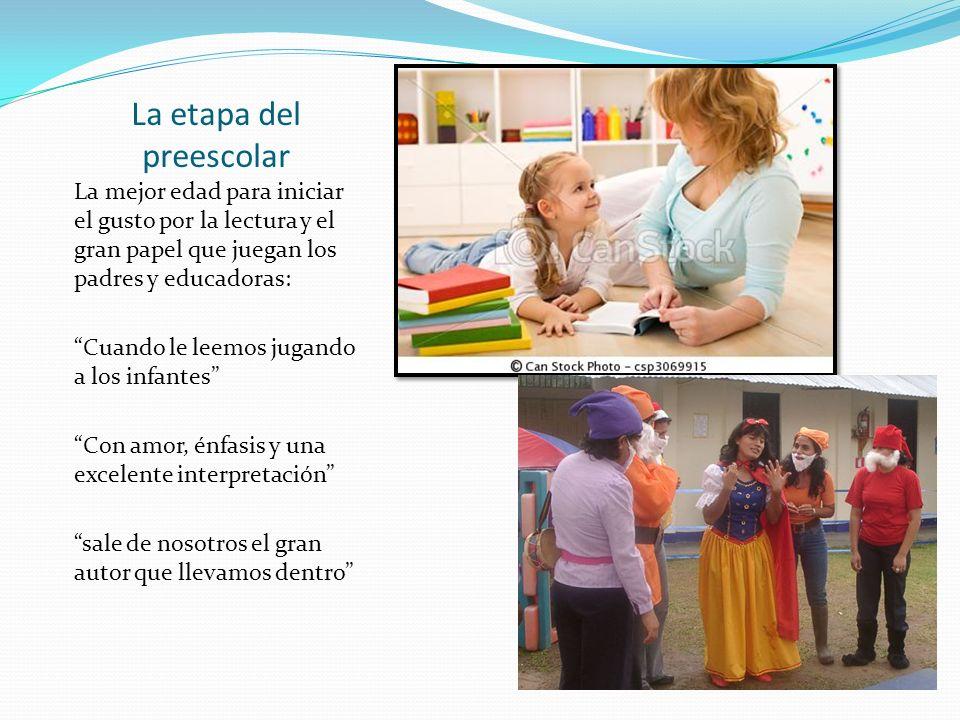Buscando el origen por el gusto de la lectura Se implementarán charlas en escuelas de preescolar, para abordar a madres de familia, que se encuentran en edad de procrear, con la intención de fomentar el habito de la lectura.