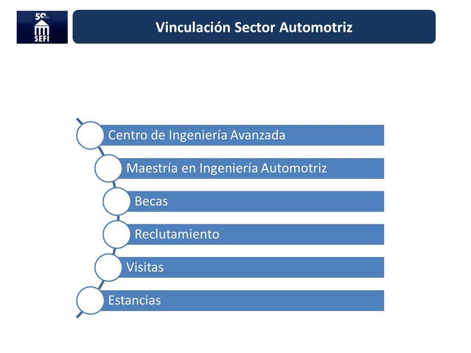 Vinculación Sector Automotriz